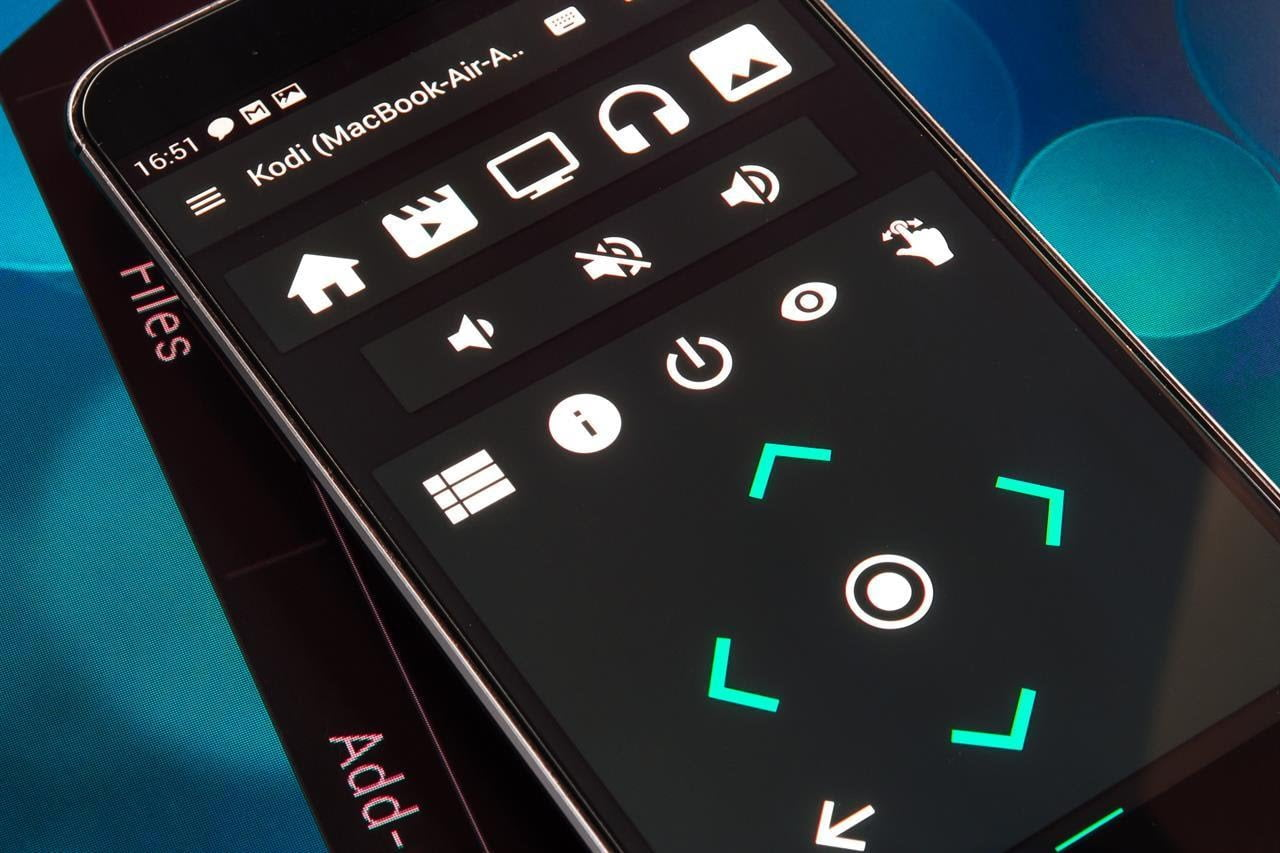 Control Kodi from your smartphone with Kodi remote