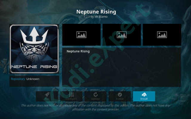 Neptune Rising Kodi Addon 9