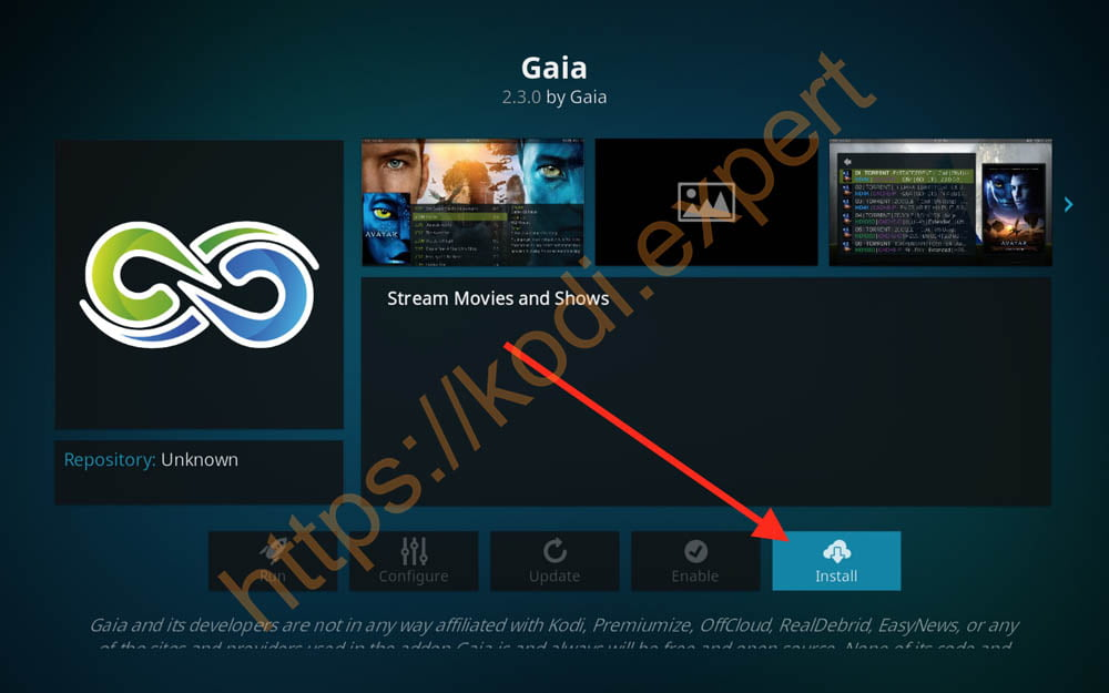 Gaia Kodi Add-on Review and Install Guide for August 2019 • Kodi Expert