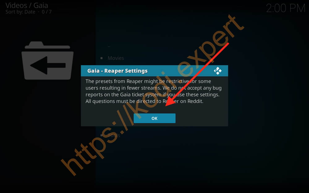 Gaia Kodi Add-on Review and Install Guide for September 2019