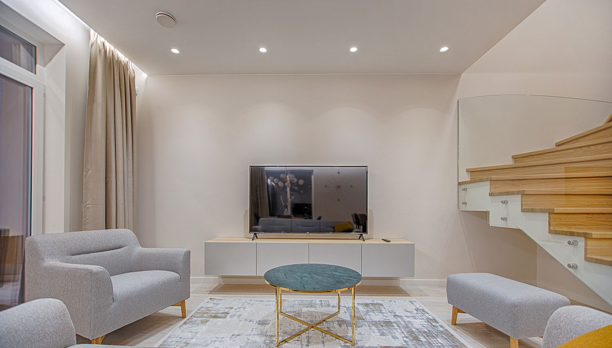 kodi wako in livingroom